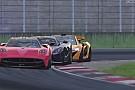 Virtuális orgia: McLaren P1 Vs. Pagani Huayra Vs. La Ferrari Imolában