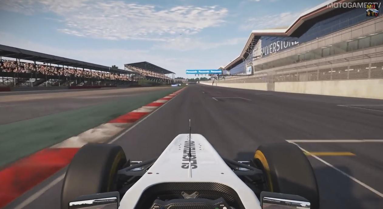 Project CARS: Egy formula autós élmény a játékban – Silverstone