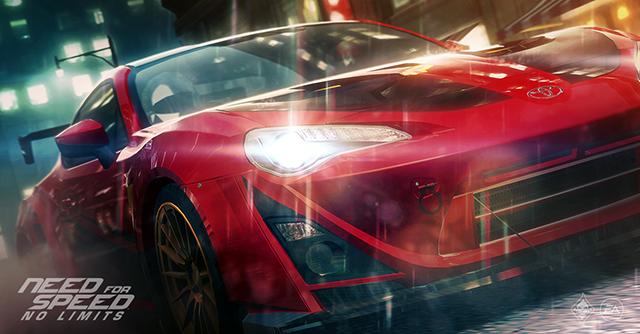 Need for Speed: No Limits – játssz a mobilodon!