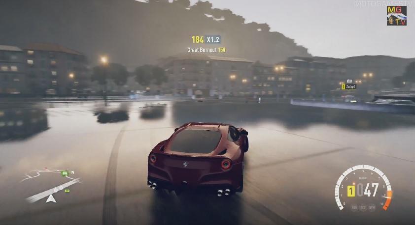 Forza Horizon 2: Ferrari F12berlinetta a játékban (Xbox One)