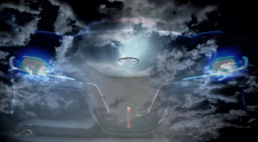 TOYOTA FT-1 Vision Gran Turismo: Vizuális orgia
