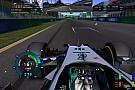 F1 2014 (AC): Száguldás a Mercedesszel Melbourne-ben