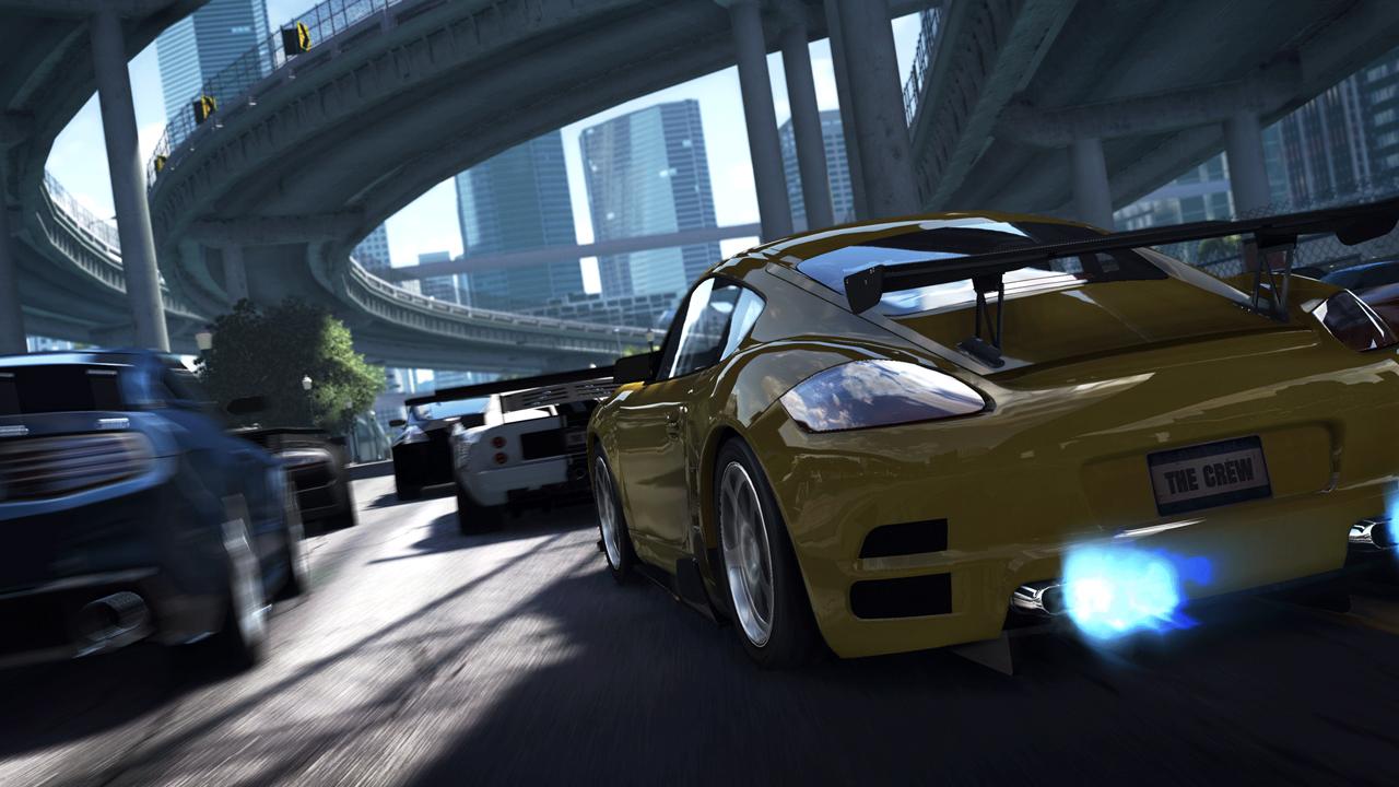 The Crew: Egy nagyon ütős autós játék