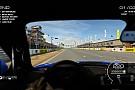 GRID Autosport: Ilyen, ha belső nézetben játszol – Jaguar XKR-S