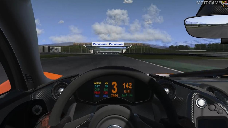 Project CARS: A virtuális McLaren P1