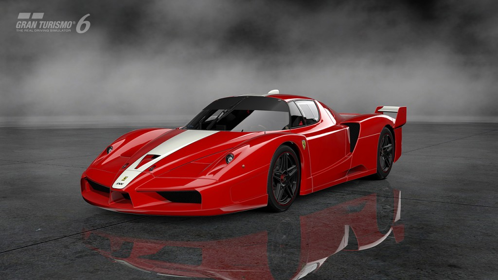 Gran Turismo 6: A brutális Ferrari FXX