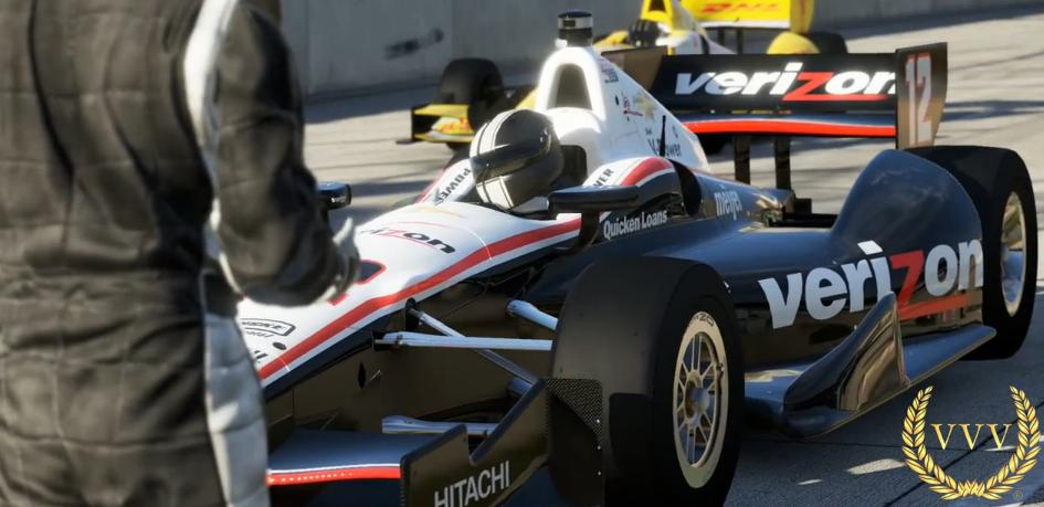 Forza Motorsport 5: Száguldás egy IndyCar autóban Long Beachen