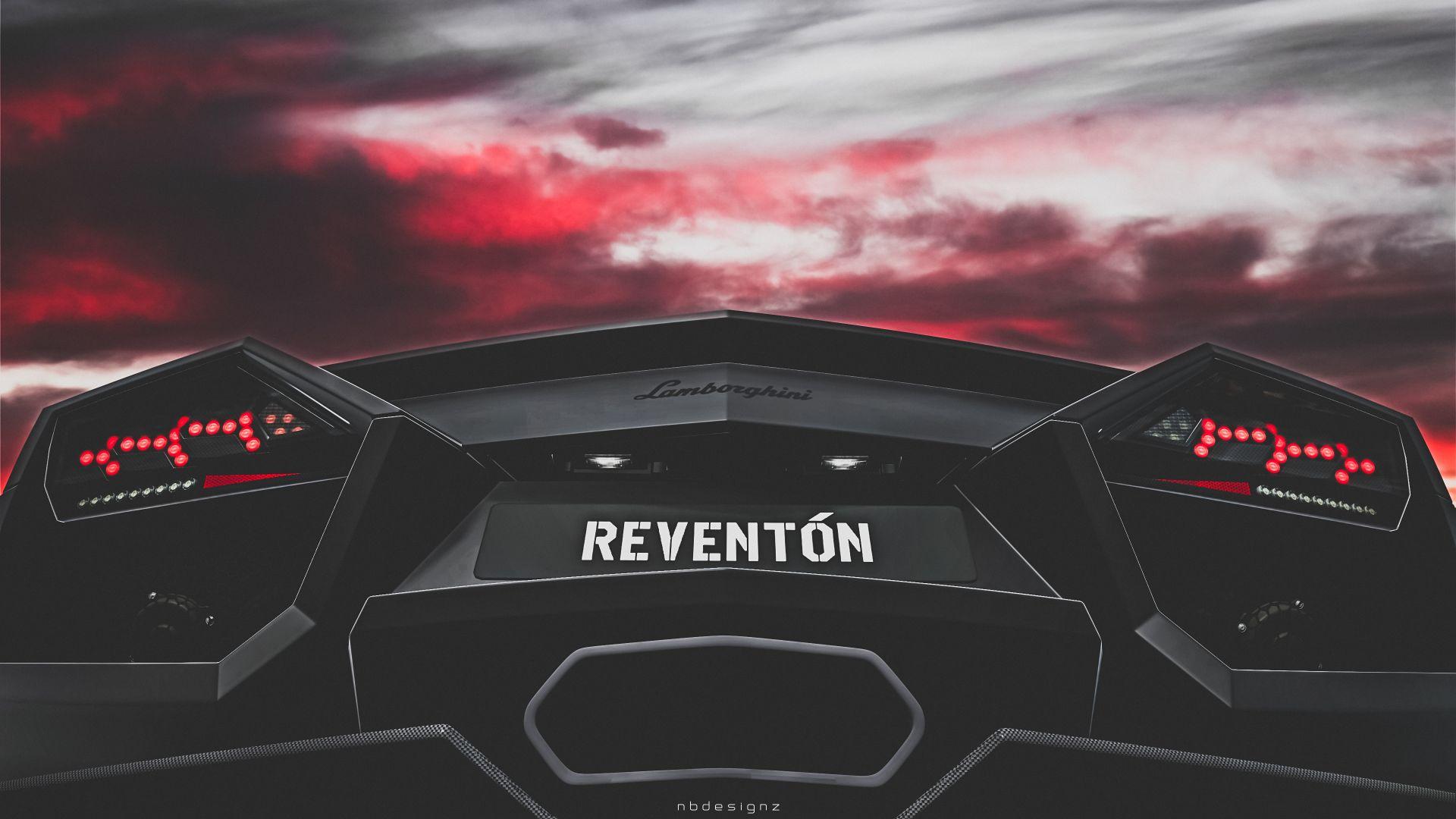 Gran Turismo 6: Videón a brutális Lamborghini Reventon