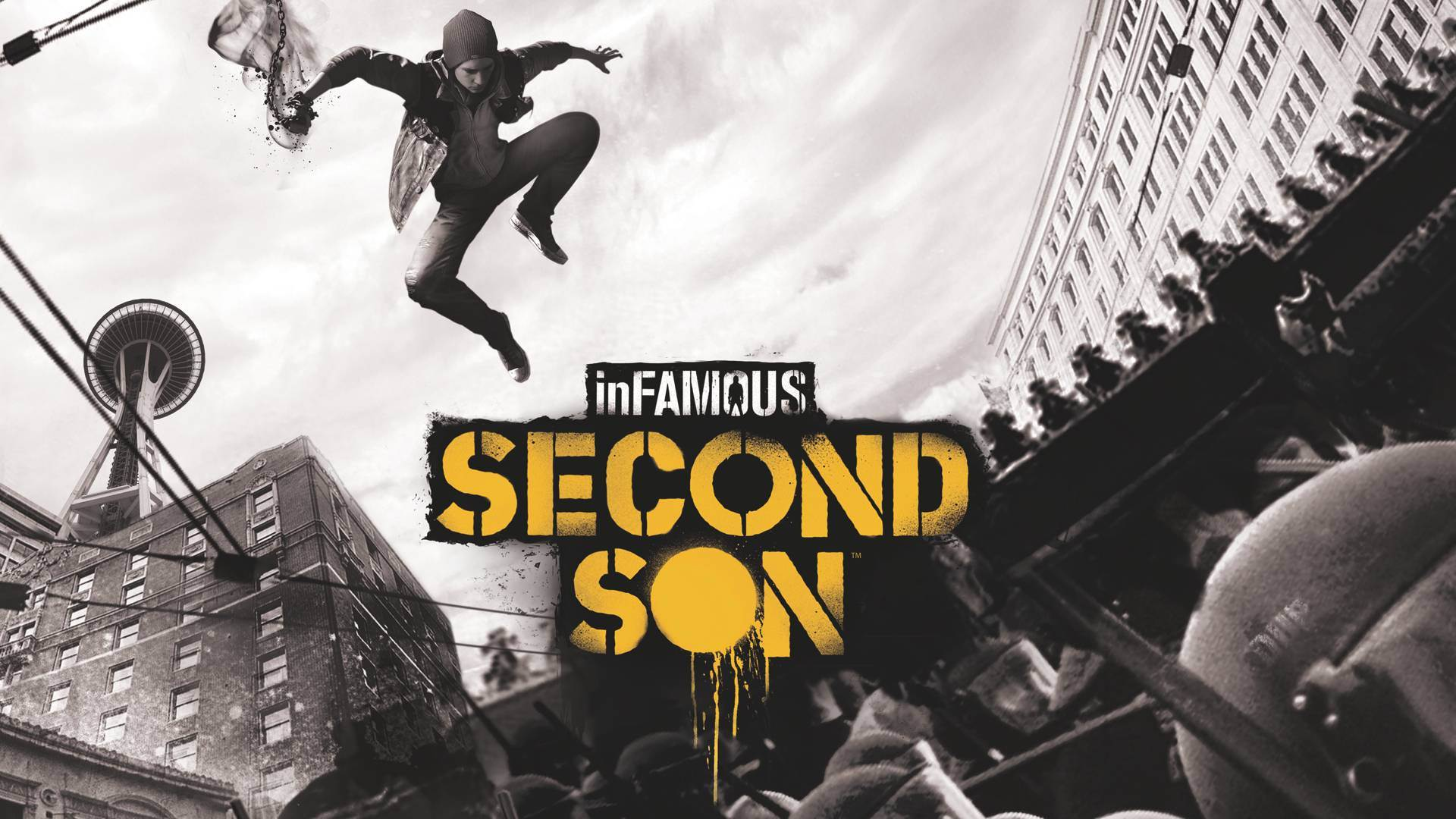 inFAMOUS: Second Son: Játékmenet – PS4