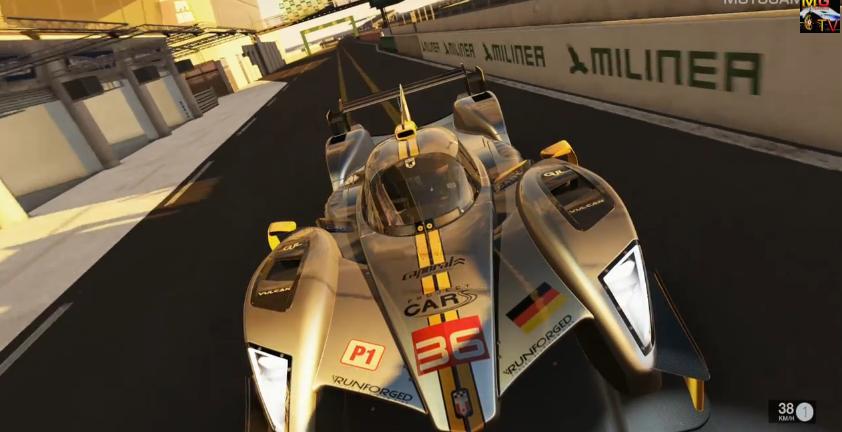 Project CARS: Hihetetlen hangok és látvány a játékban