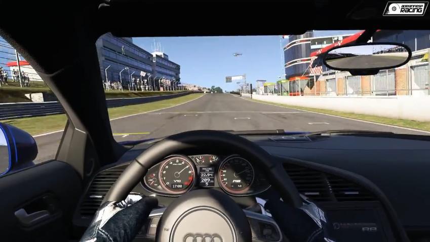 Project CARS: Bemutatkozik az Audi R8 V10 Plus