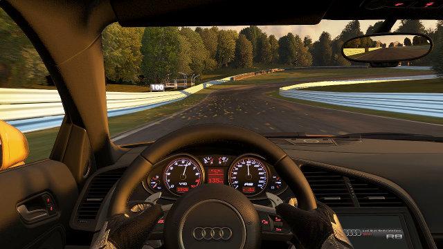 Úgy szól, mint egy álom: Project CARS – Audi R8 V10 Plus