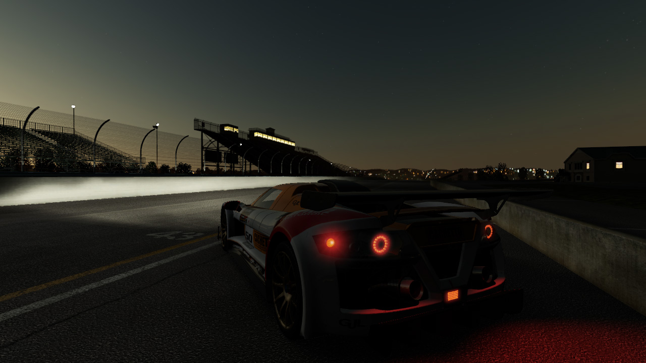 Project CARS: Ilyen, ha éjszaka versenyzel a játékban
