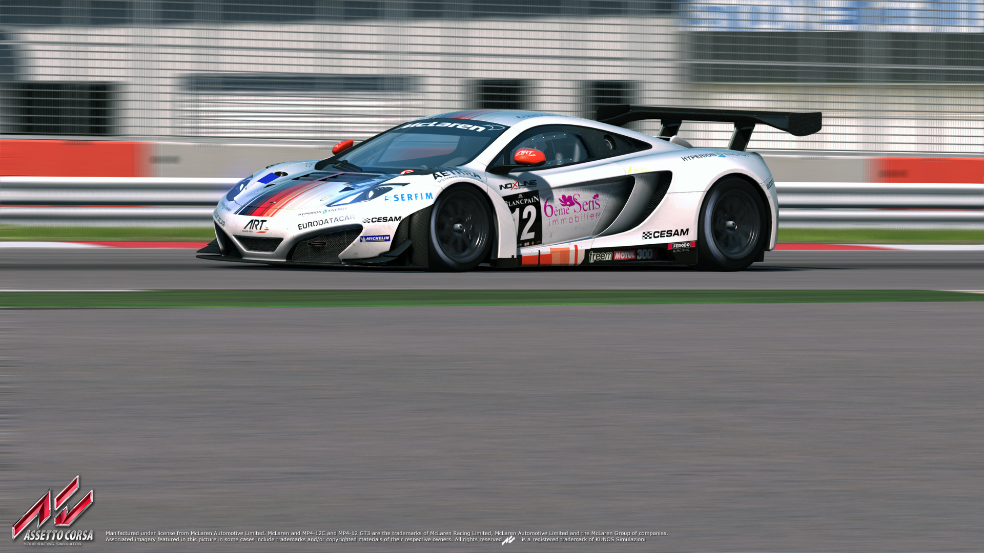 Assetto Corsa: Egy virtuális orgia a McLarennel