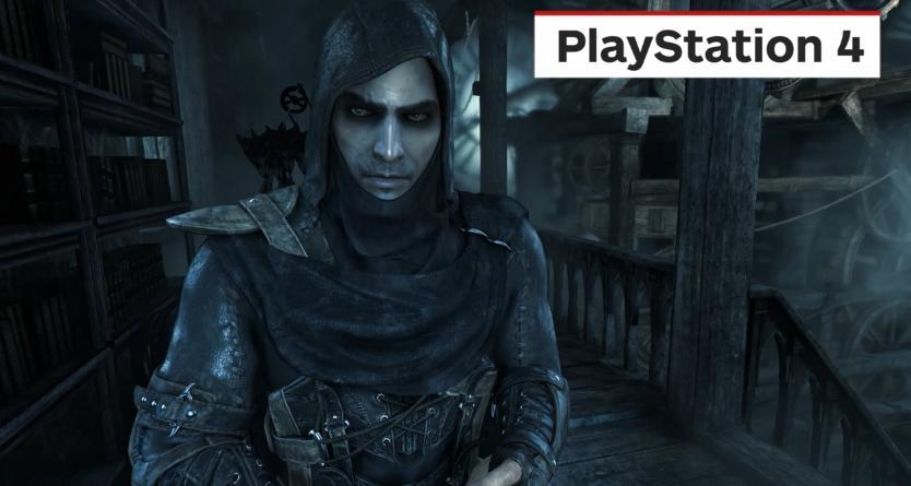 Thief: Jelenlegi generáció Vs. következő generáció