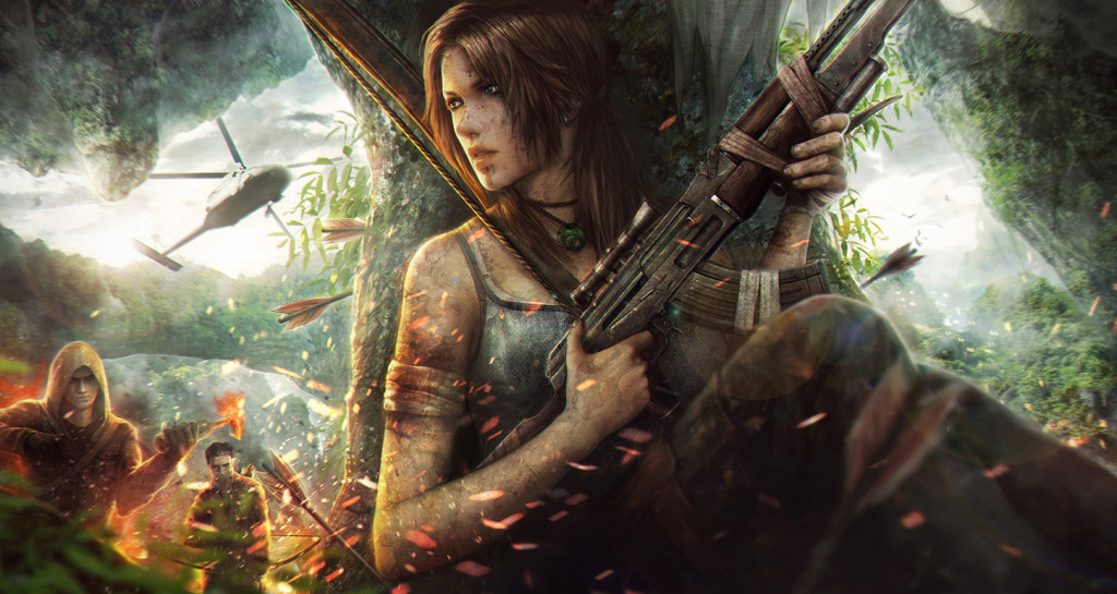 Tomb Raider Definitive Edition Launch Trailer