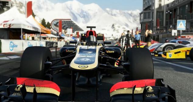 Forza Motorsport 5: Egy Forma-1-es élmény az Alpokban