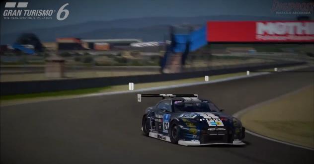 Gran Turismo 6: Öblögetés egy Nissan GT-R GT3-assal