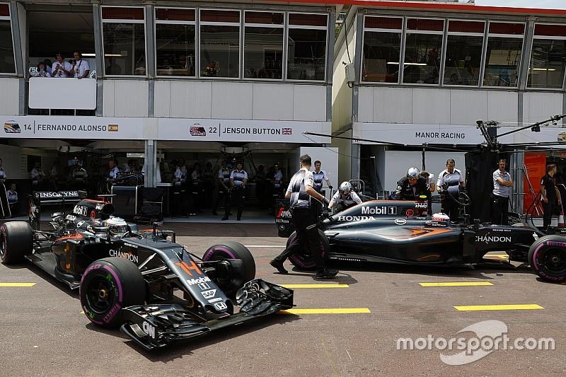 """""""Grundlegend neuer"""" Treibstoff soll McLaren-Honda Beine machen"""