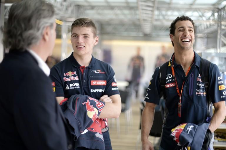 Verstappen egyelőre nem beszél Ricciardo legyőzéséről