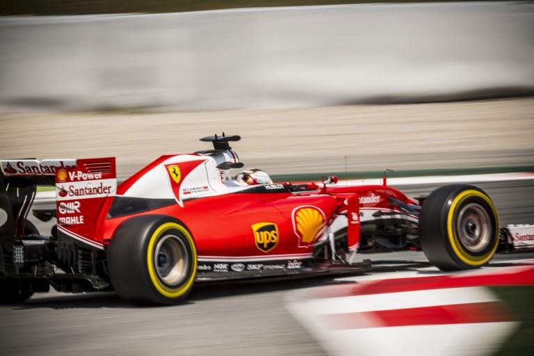 Vettel szerint a Ferrari egyszerűen túl lassú Barcelonában!