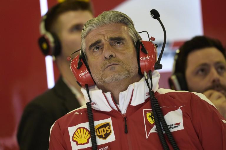 A Ferrari csapatfőnöke nem érti, mi történt Vettellel és Raikkönennel