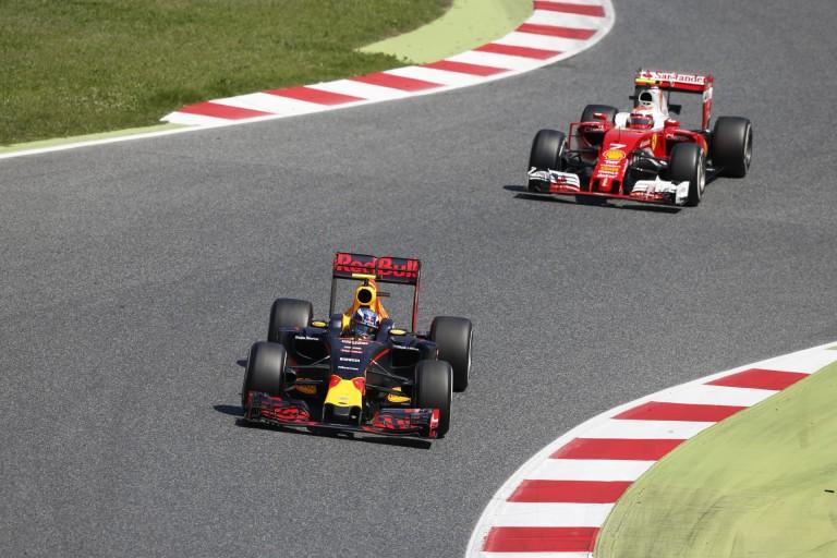 A Ferrarit lenyűgözte Verstappen győzelme, de nem boldogok