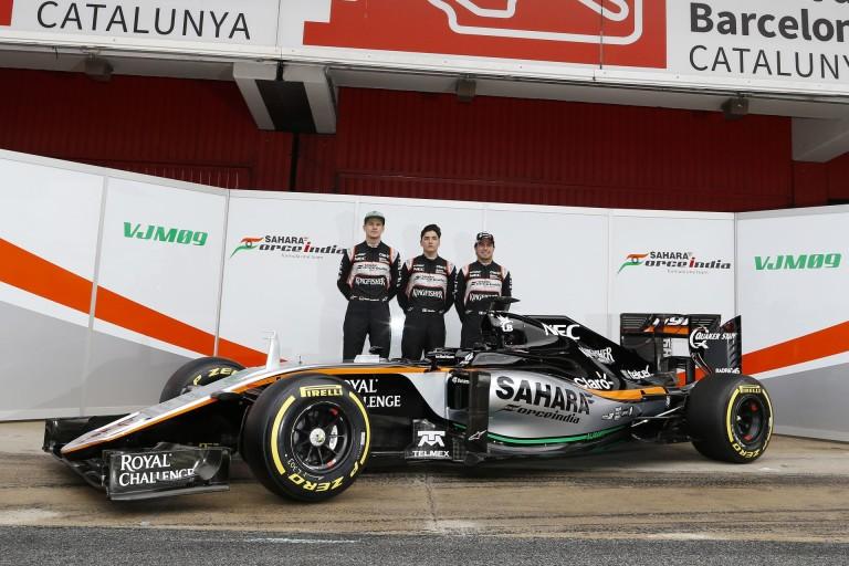 Perez keményen beoltotta a Force India tesztpilótáját!