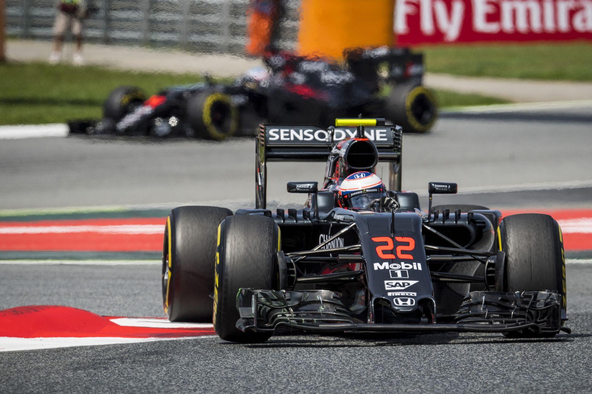 Már Monacóban bevetheti a Honda az új motorját a McLarenben