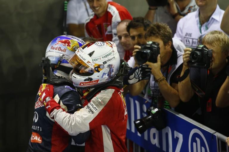 """Montezemolo: """"Ha még mindig a Ferrarinál lennék, Ricciardót választanám"""""""