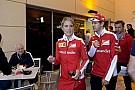 Vettel nem esik pánikba a Ferrari újabb meghibásodása miatt