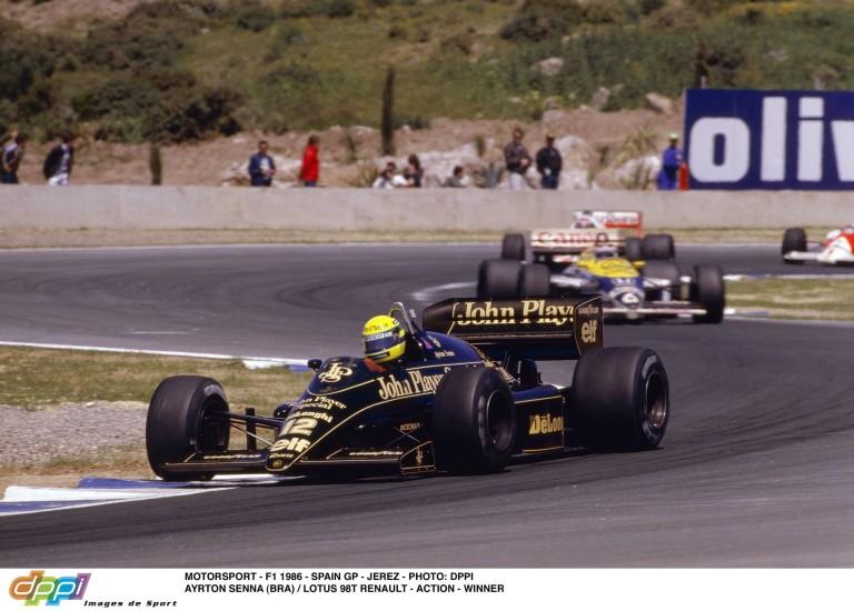30 éve ezen a napon debütált Jerez a Forma-1-ben: elképesztően szoros befutó Senna és Mansell között