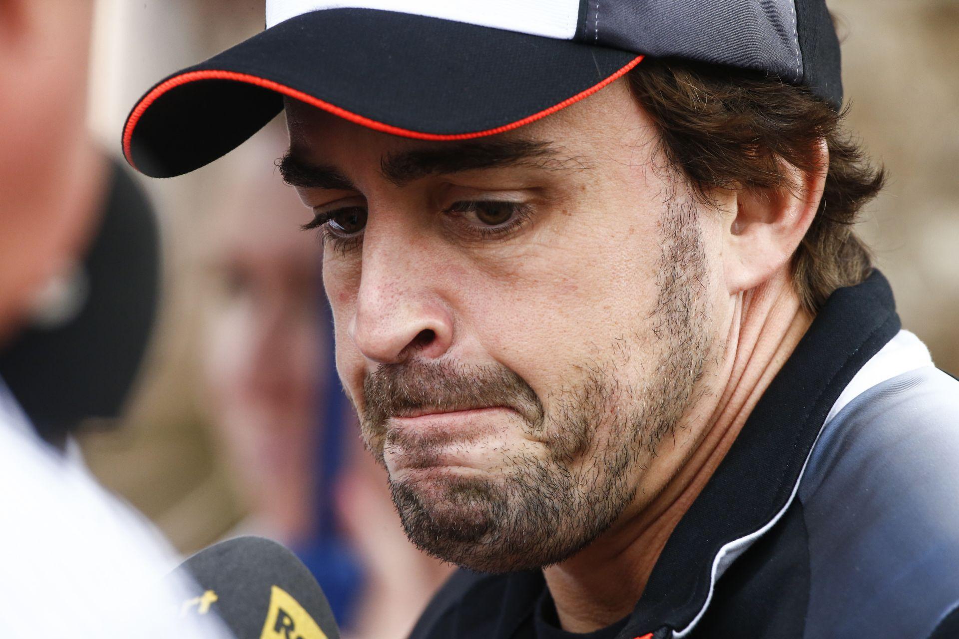 A hiányzó spanyol dokumentum, ami miatt Alonso majdnem nem versenyezhetett...