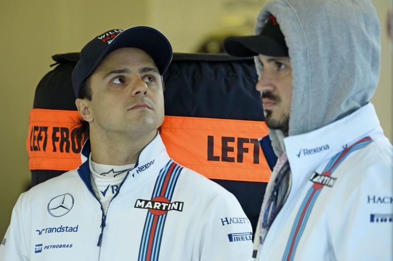 Massa nem érti, miért kapott defektet kétszer egymás után - a Pirelli technikai hibát sejt