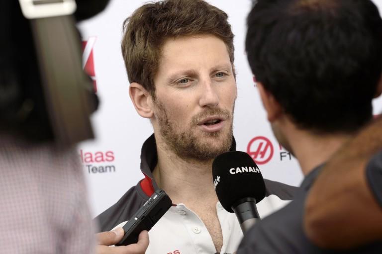 """Romain Grosjean egy """"darab fát"""" vezetett a Kínai Nagydíj pénteki napján!"""