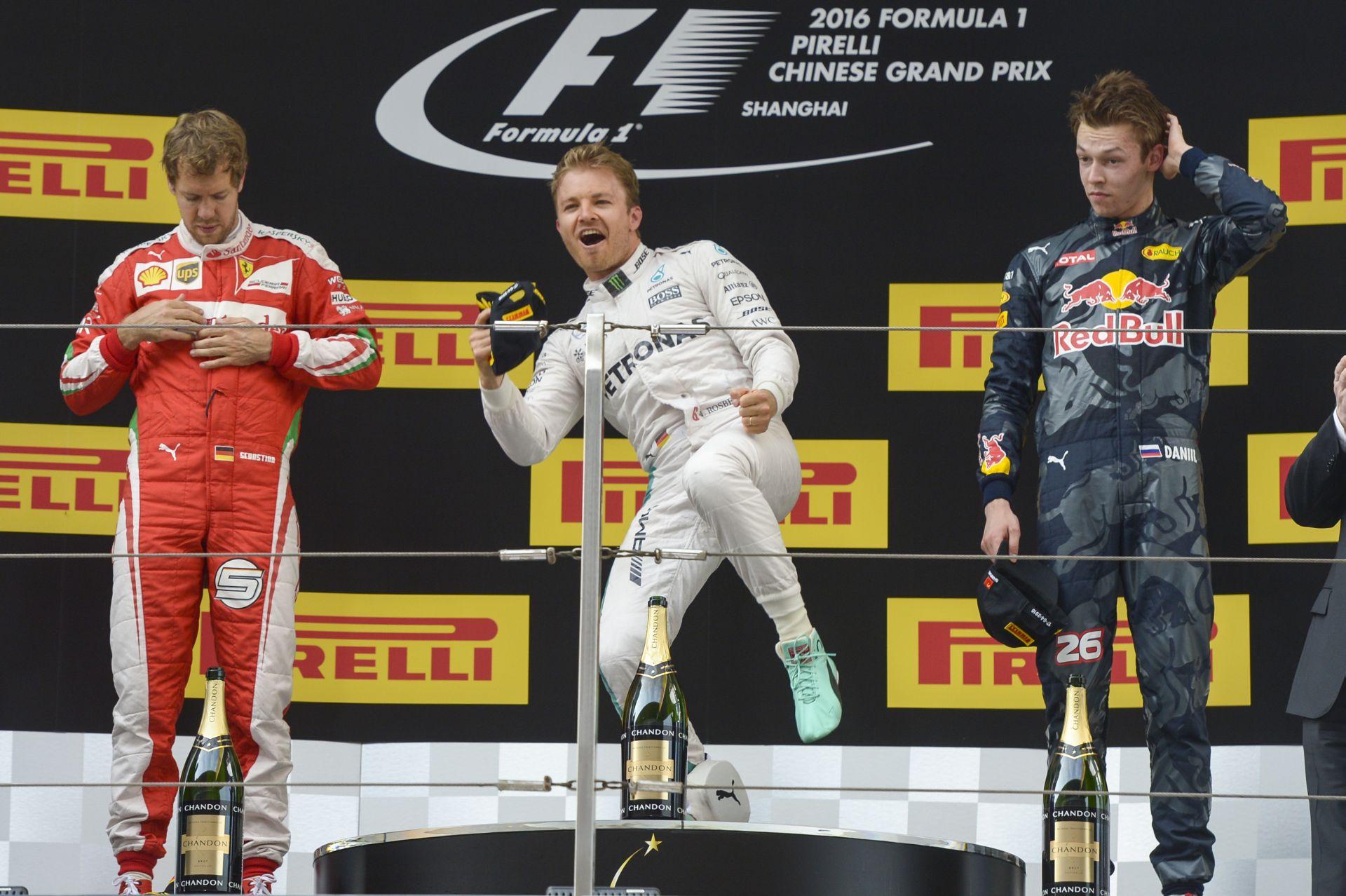 """Rosberg: """"Az igazi Ferrari már úton van, miközben a Red Bull is nagyon jön"""""""