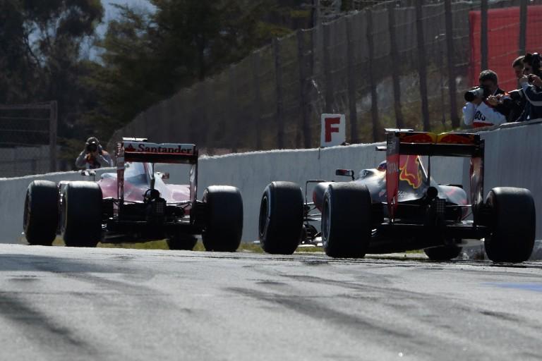 A Red Bull terve, hogy még a nyári szünet előtt bedarálja a Ferrarit