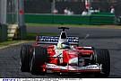 Ausztrál Nagydíj 2003: üvölt a Toyota