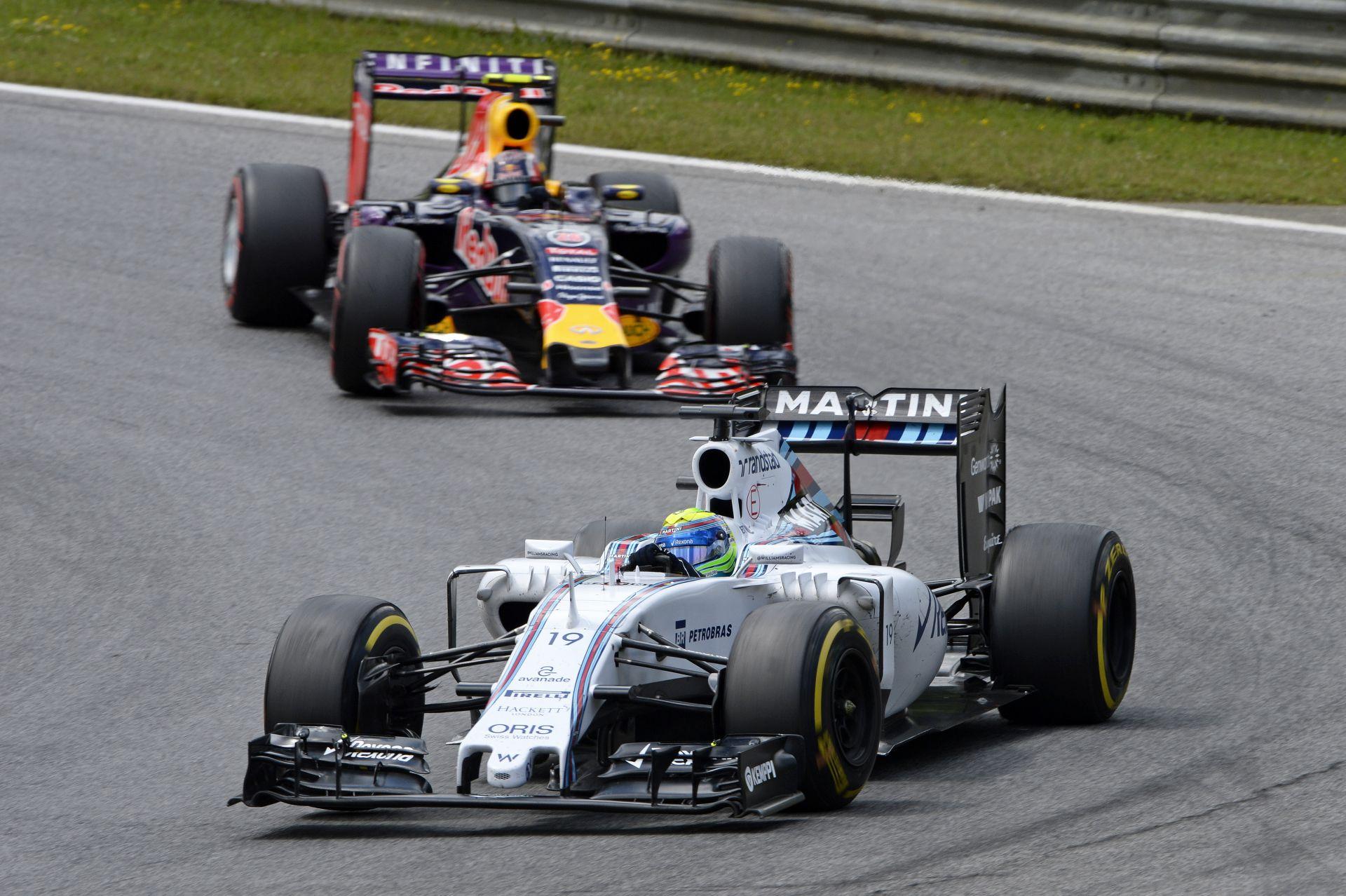 A Williams az üldözőboly miatt aggódik - amúgy az autó eléggé rendben van!