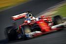 """Vettel: """"Nem egy pizza után neveztem el az új Ferrarit…"""""""