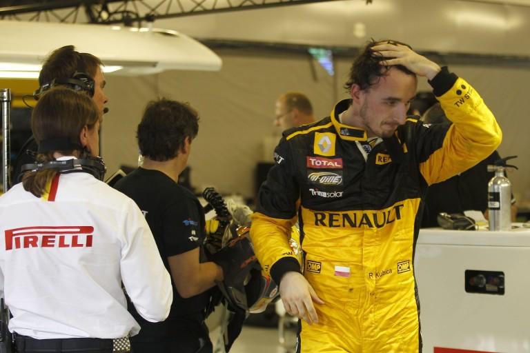 Kubica: egy versenyző számára még mindig az F1 a csúcs