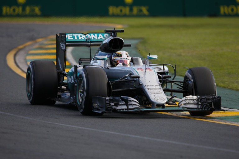 """Mercedes: """"A Ferrari még közelebb lesz Bahreinben, de az új időmérőt inkább hagyjuk…"""""""