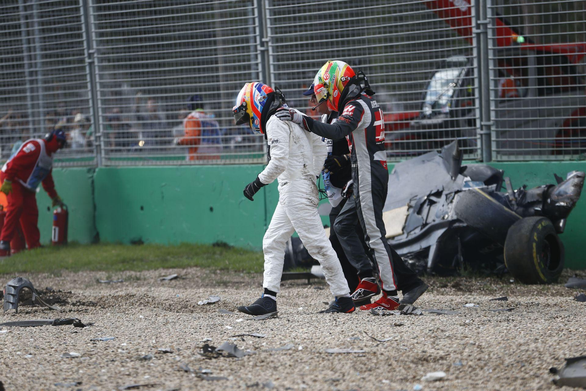 Irvine szerint Alonso balesete nem volt olyan nagy ügy!