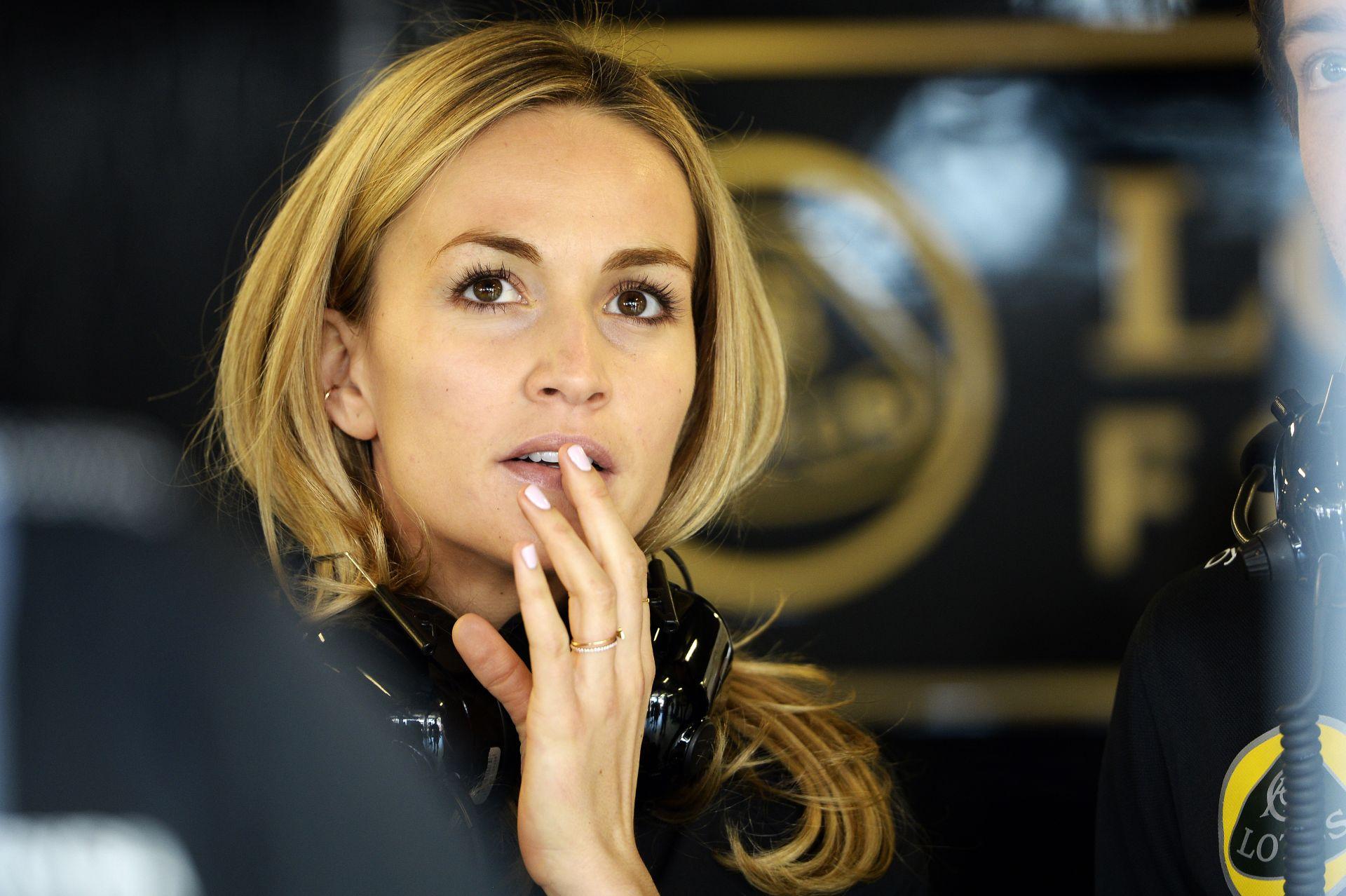 Remek hírek: Carmen Jorda marad a Renault kötelékében!