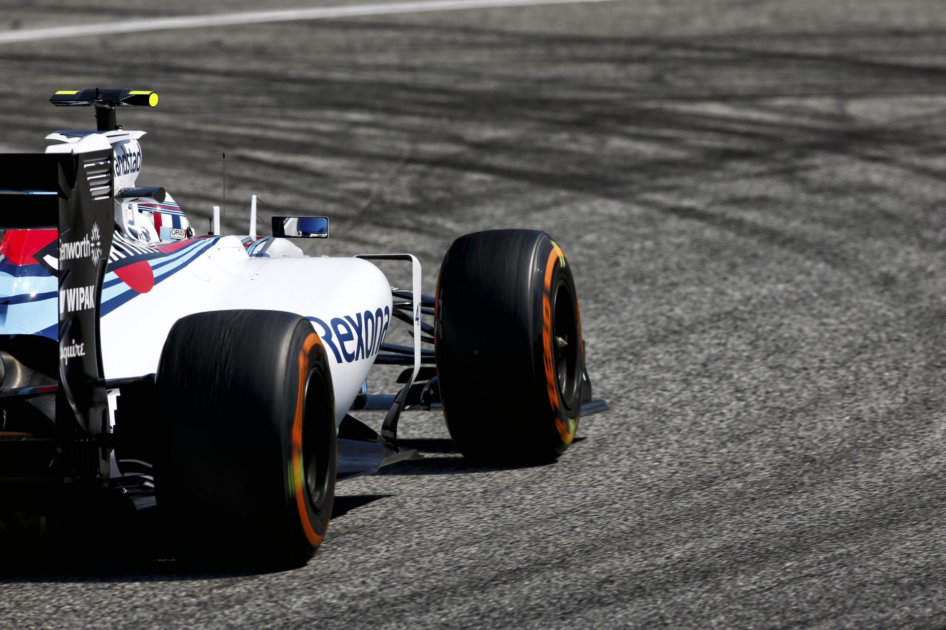 Hoppá: Létezik olyan tehetség, aki a jövője miatt inkább a Williamst választja, mint a Ferrarit!