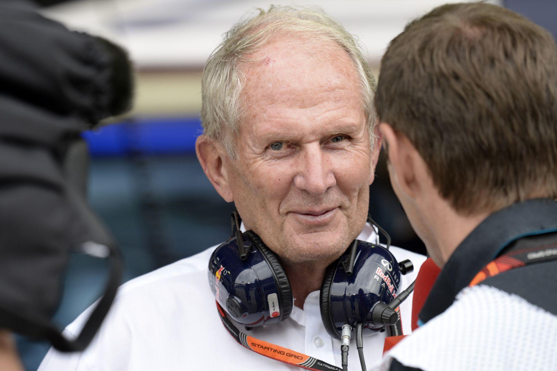 A Red Bull tanácsadója szerint manapság túl vannak fizetve a versenyzők