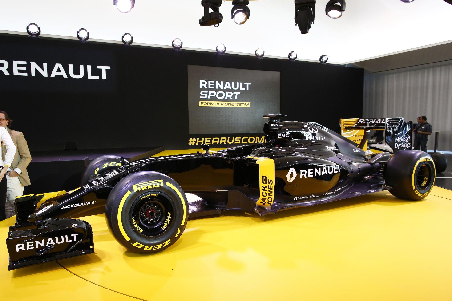 A Renault erőforrása nagyon-nagyon jól fejlődik!