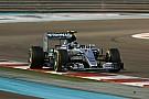 Rosberg megerősítette, hogy csak holnap gurul pályára a 2016-os Mercedesszel!