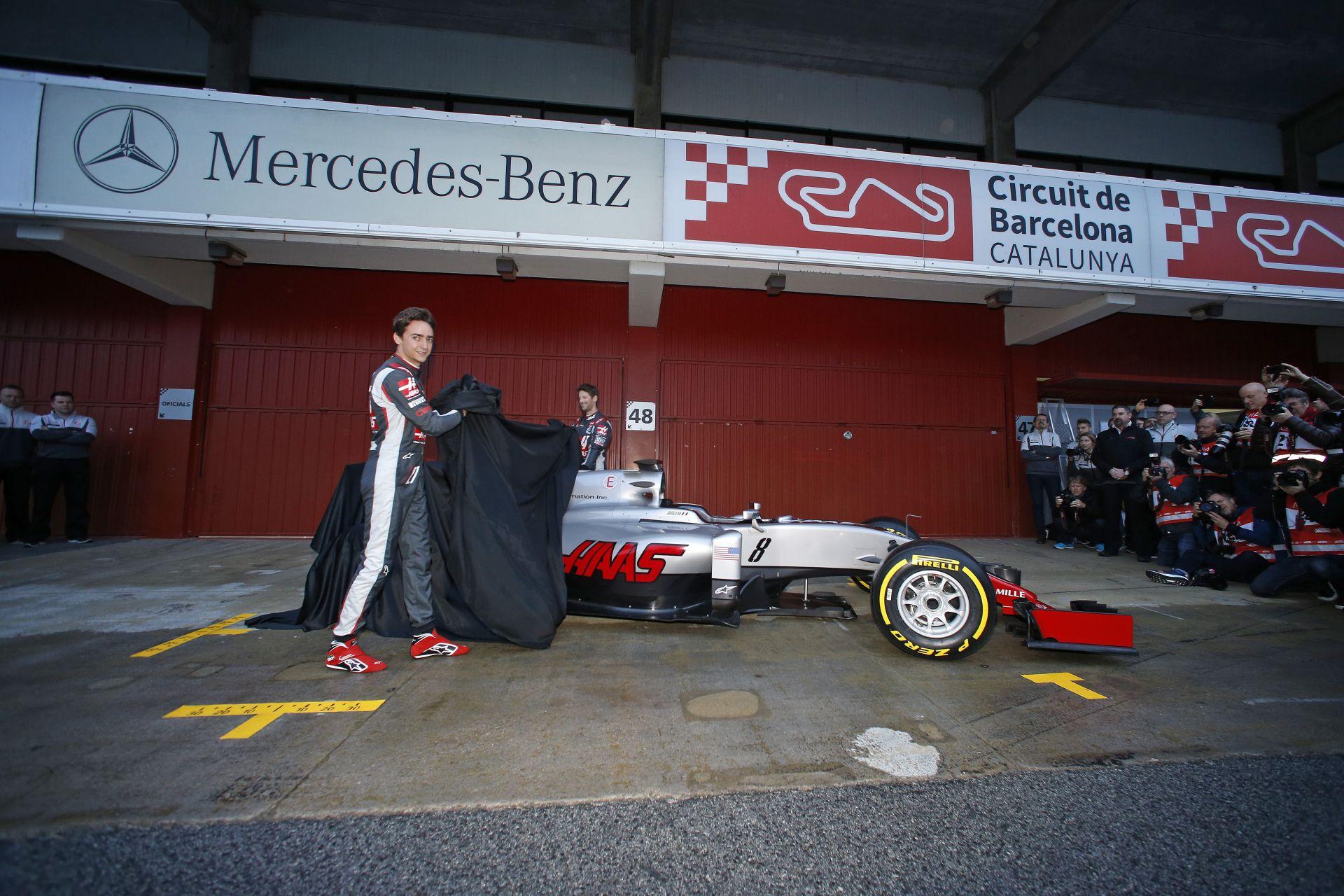 A Haas Racing mindent megmutatott az autójáról - az amerikaiaknál nem nagyon kell kémkedni!