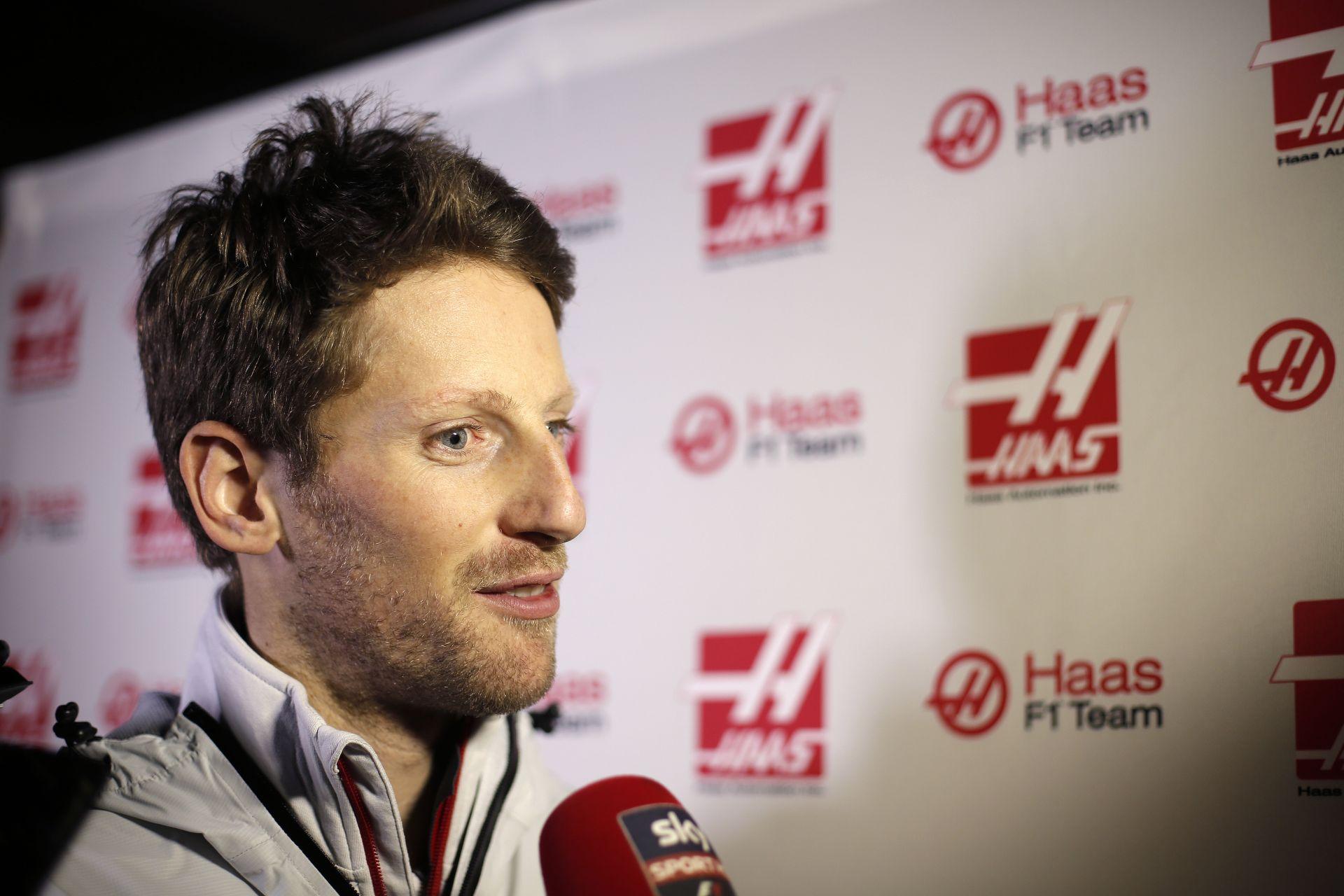 Grosjean szerint a fordított rajtrács ötlete egy igazi katasztrófa!